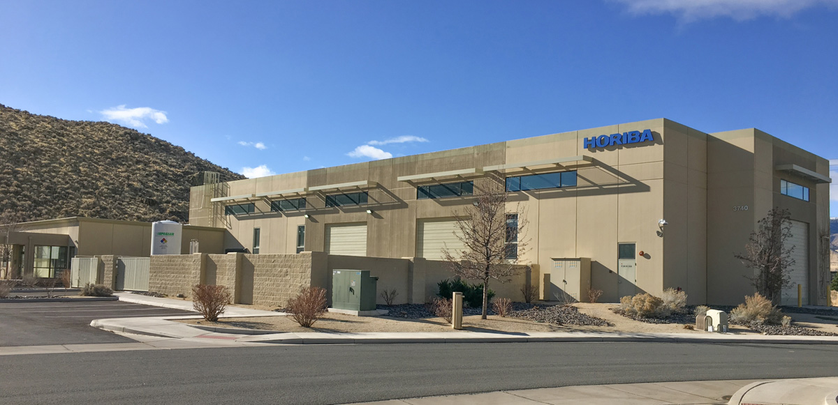 HORIBA Reno Technology Center
