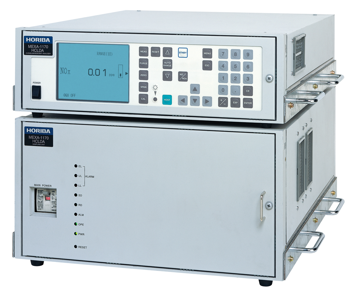 MEXA-1170HCLD - Heated Type NO Analyzer