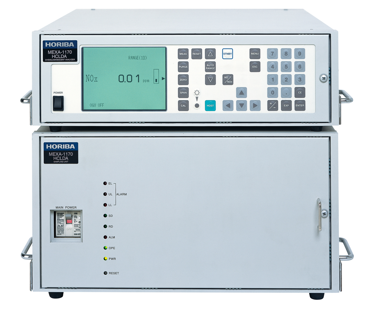 MEXA-1170HCLD - Heated Type NOx Analyzer