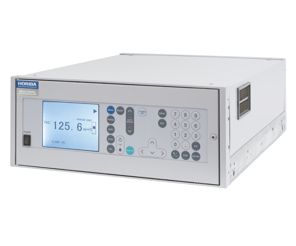 MEXA-1170HFID - Heated Type THC Analyzer