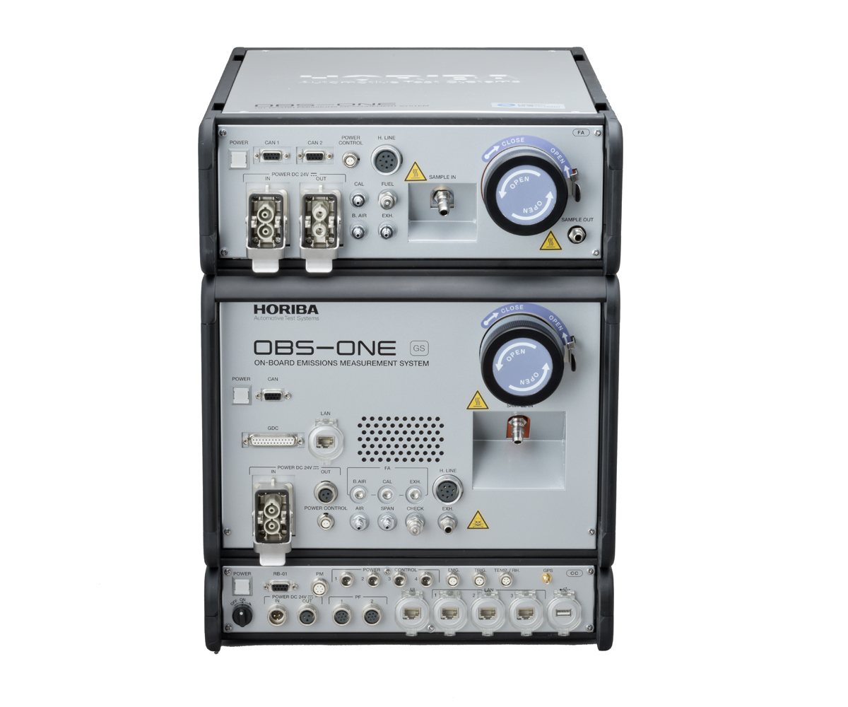 OBS-ONE GS - Portable Emission Measurement