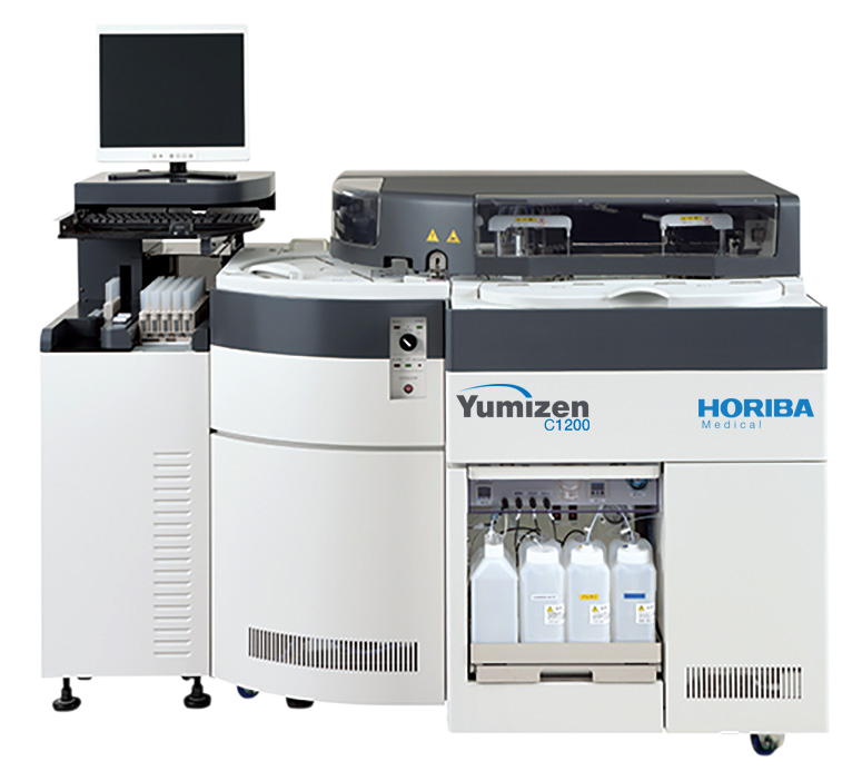 Yumizen C1200 AL_Clinical Chemistry Analyzer_picture_HORIBA Medical