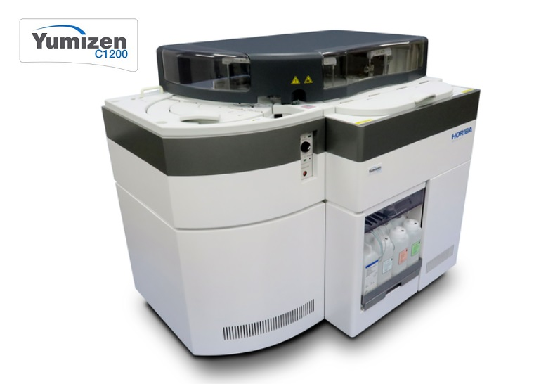 Yumizen C1200_Clinical Chemistry Analyzer_logo_HORIBA Medical