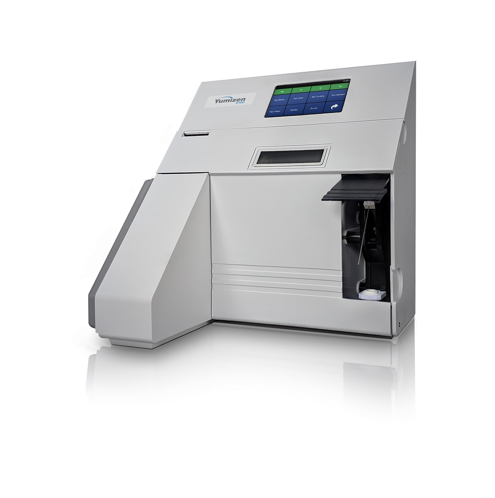 Yumizen E100_electrolyte_clinical chemistry analyzer_picture_HORIBA Medical India