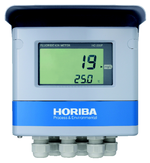 Industrial simplified fluoride ion concentration meter HC-300F (Two-Wire Transmitter)