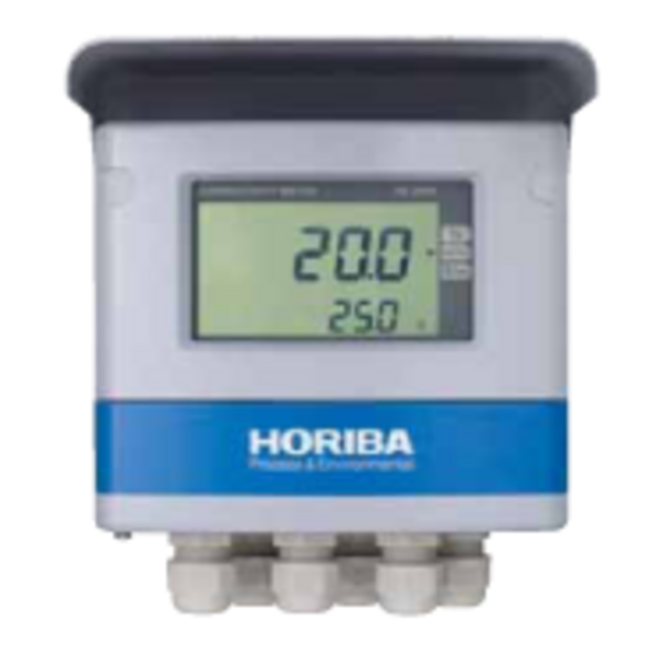 Industrial electric conductivity meter HE-200H (Four-Wire Analyzer)