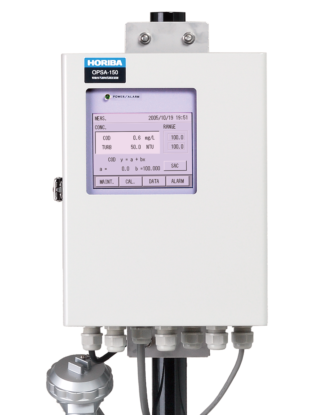 Organic Pollutant Monitor OPSA-150