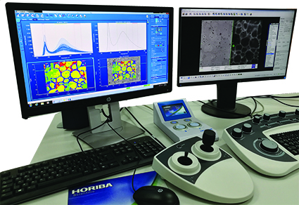 Labspec 6 Spectroscopy and imaging software