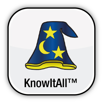KnowItAll: Raman Spectral Searching LabSpec 6 Logo