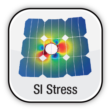 Si Stress - LabSpec 6 App For Automated Silicon Stress Analysis - Logo