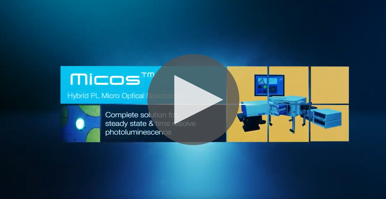 MicOS Optical Spectrometer Video