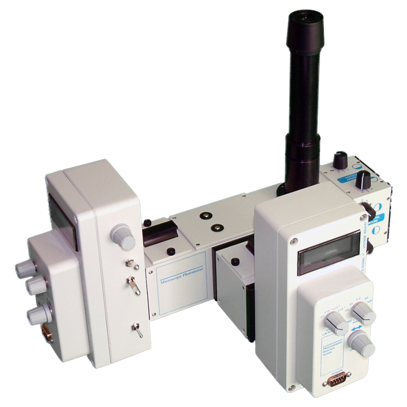 Dual Channel Microscope PMT Photometer
