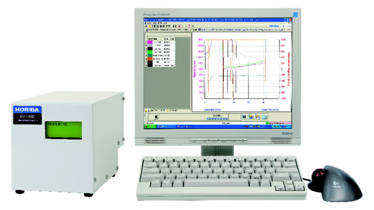 Optical Emission Spectroscopy Etching End-point Monitor EV-140C