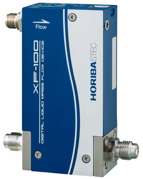 Digital Liquid Mass Flow Meters XF-100 Series Image