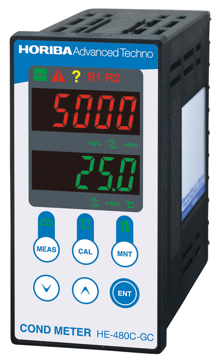 Carbon Sensor Conductivity Meter (Low concentration type) HE-480C-GC