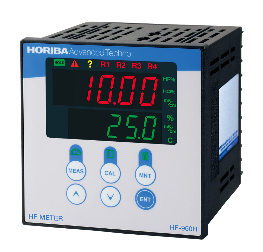 HF / HCl Concentration Monitor HF-960H