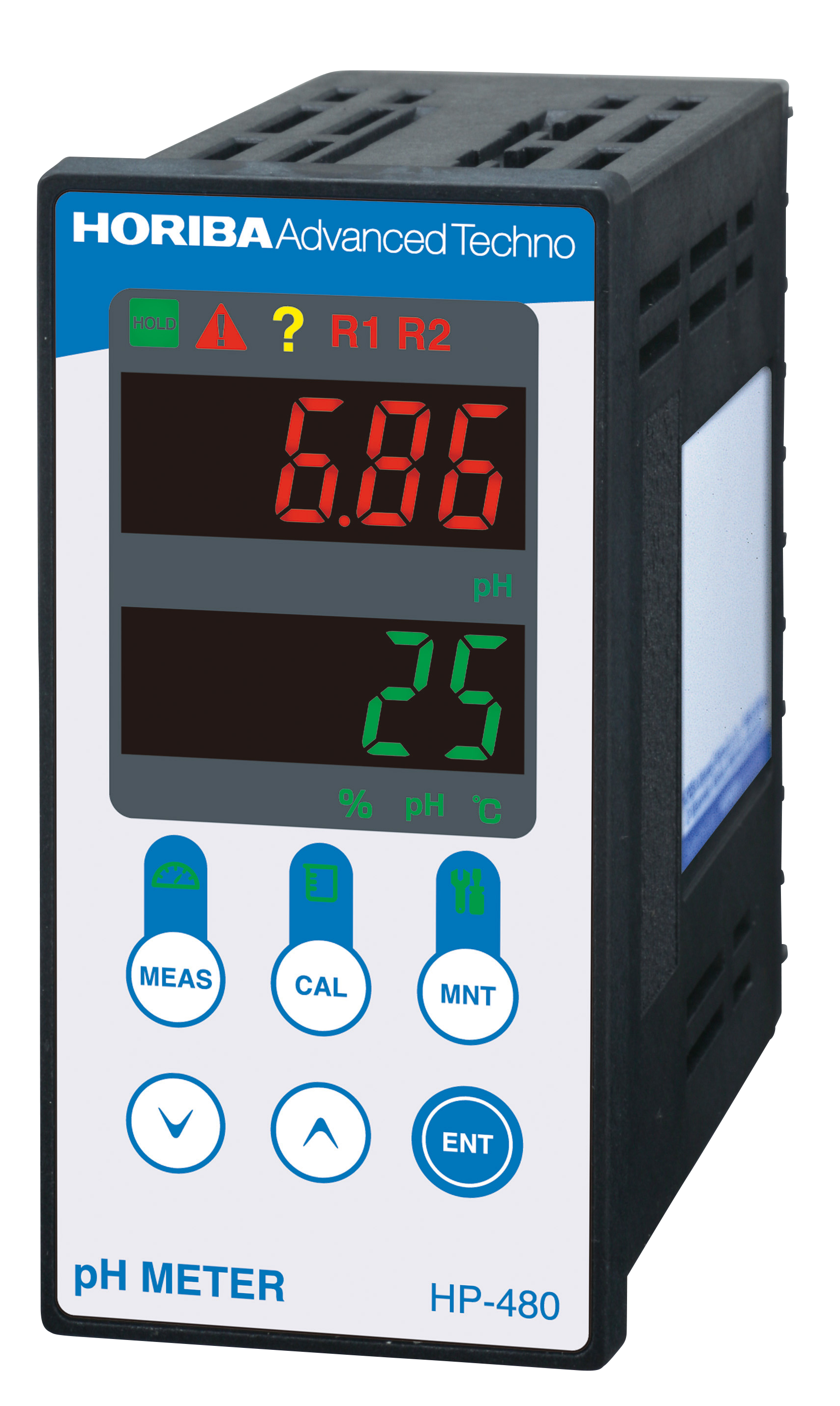 Industrial pH meter HP-480(W)