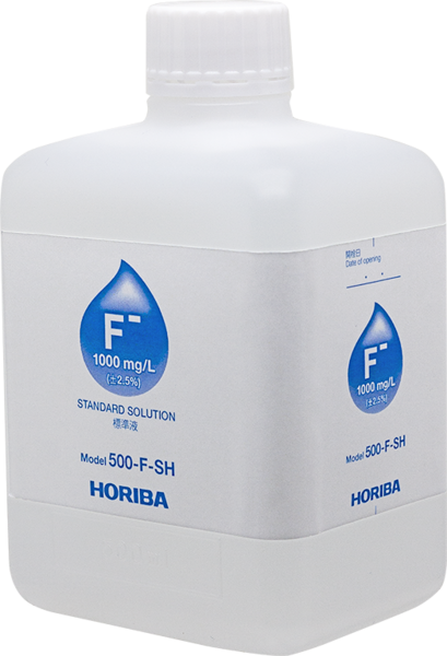 1000 mg/L Fluoride Ion Standard Solution