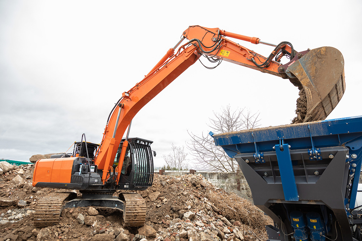 RDE Testing for Non-Road Mobile Machinery