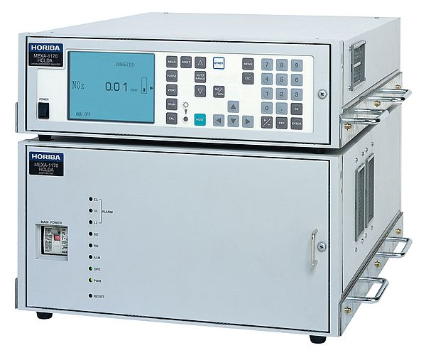 MEXA-1170HCLD Heated Type NOx Analyzer product picture