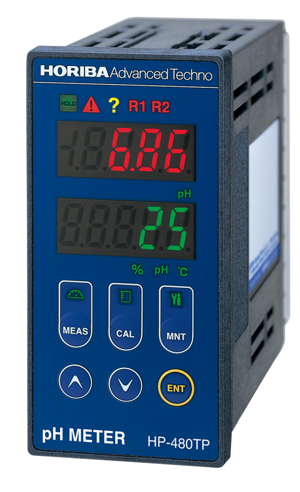 Industrial pH meter - Industrial time sharing proportional control HP-480TP