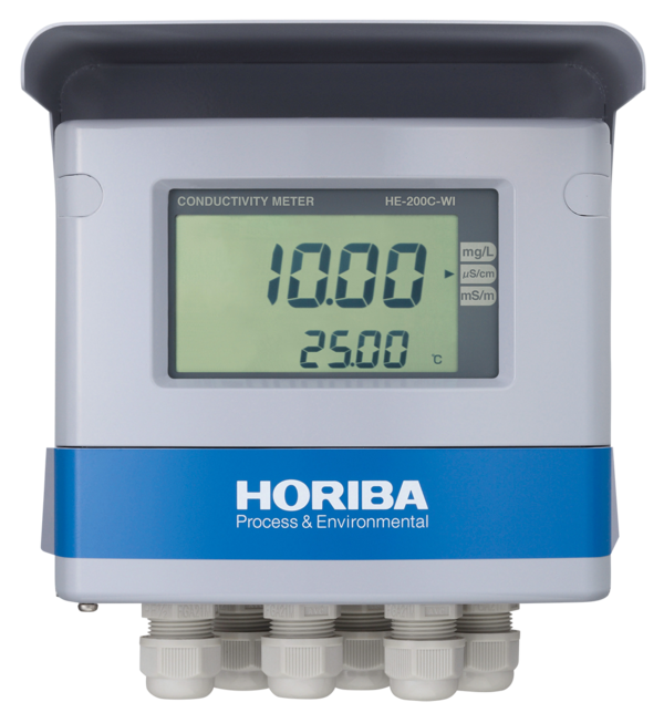 Industrial electric conductivity meter HE-200C (Four-Wire Analyzer)