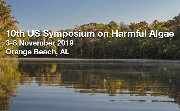 10th US Symposium on Harmful Algae