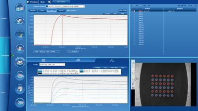 EzSuite - Powerful software suite for high-throughput label-free molecular interaction assays
