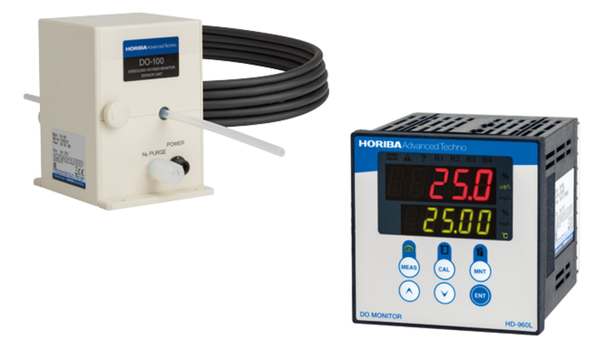 Dissolved Oxygen Monitor in Low Concentration HF HD-960L