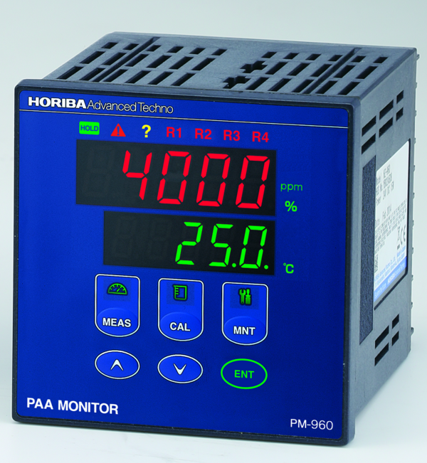 Converter for peracetic acid monitor PM-960