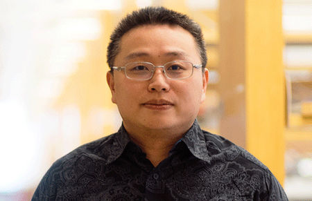 Gang Han, Ph. D, the principal investigator at Han Lab