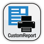 Custom Report Logo