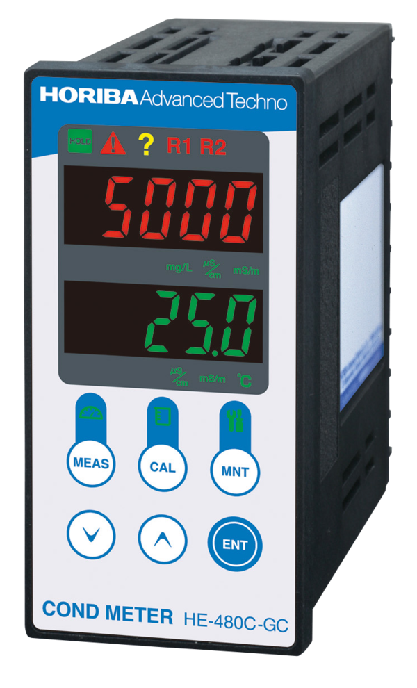 Industrial conductivity meter (low concentration type) HE-480C