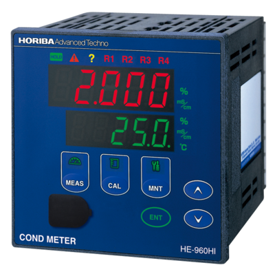 HE-960HI Sanitary Conductivity Meter (Wide-range type)