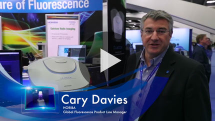 Duetta-Fluorescence and Absorbance Spectrometer at the 2018 Biophysical Society Meeting