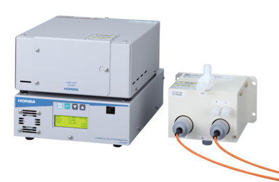 Fiber Optic Type Chemical Concentration Monitor CS-600F