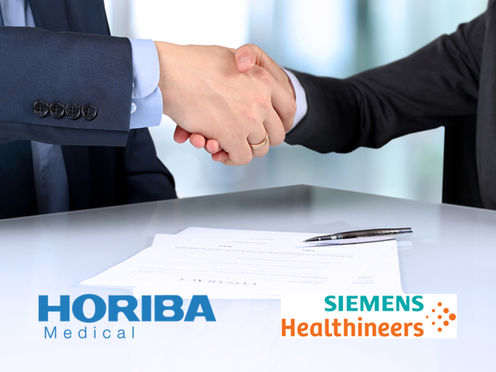 HORIBA Medical and Siemens agreement