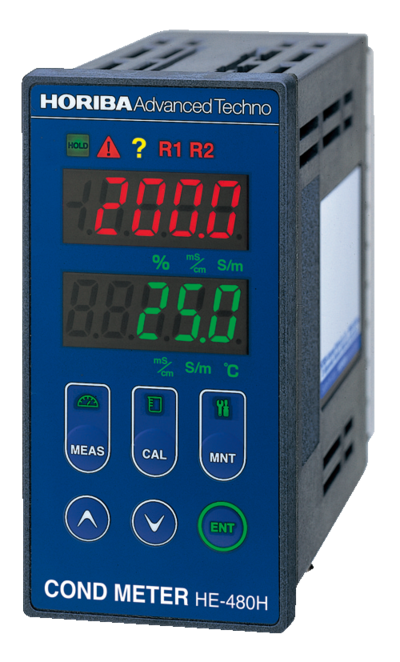Industrial conductivity meter (high concentration type) HE-480H