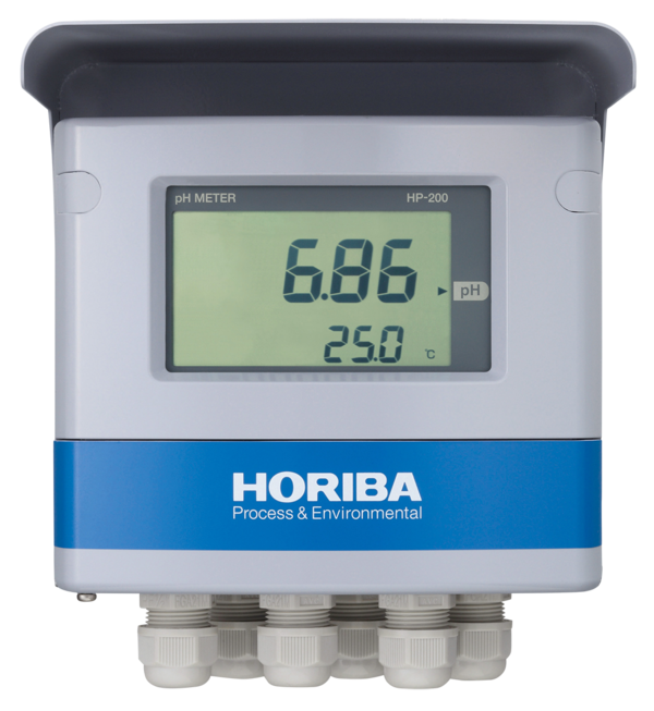 Industrial pH meter HP-200-K (Four-Wire Analyzer)