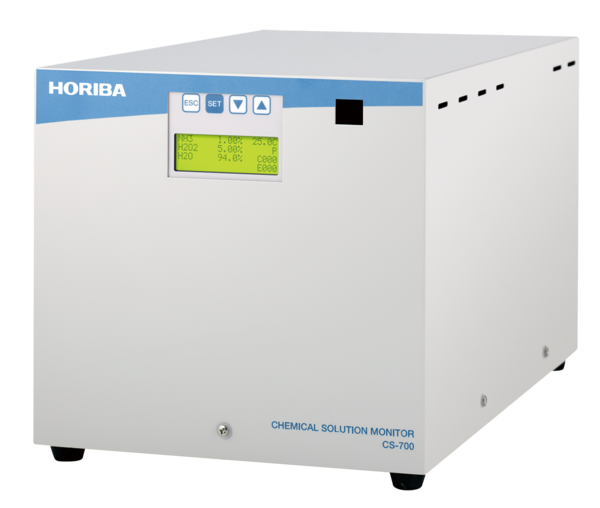 High Precision, High Stability Chemical Concentration Monitor