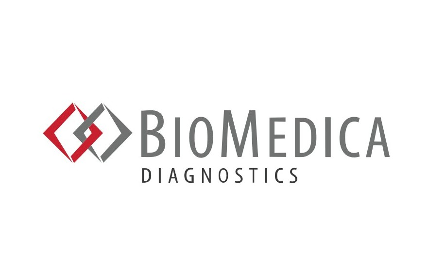 BIOMEDICA DIAGNOSTICS logo