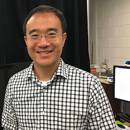 Sukwon Choi, Ph.D., and Assistant Professor of Mechanical Engineering at Penn State University