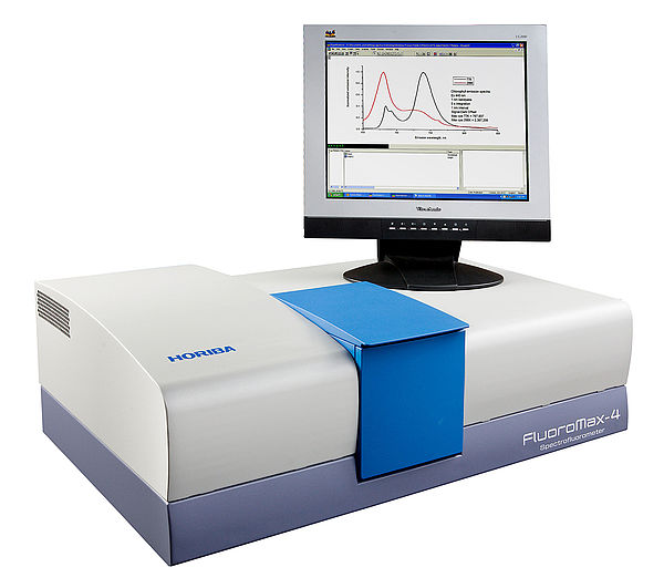 Fluorescence – Steady State and Lifetime Benchtop Spectrofluorometer – FluoroMax