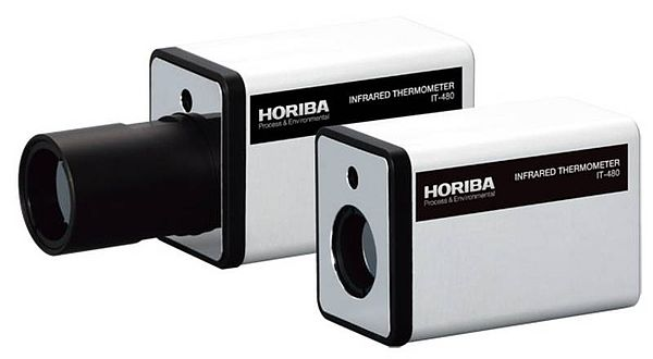 HORIBA - High-Accuracy Infrared Thermometers [Handheld type] IT-545