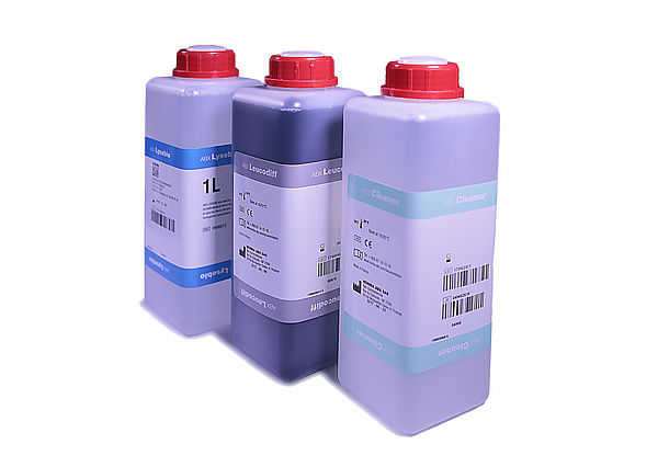 Yumizen H2500/H1500 Reagents