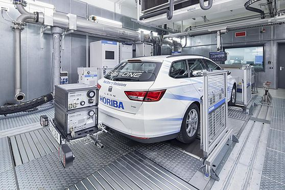HORIBA OBS ONE On-Board Emissions Measurement System