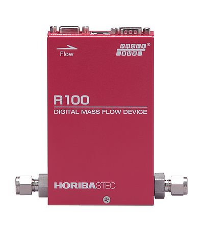 Digital Mass Flow Controller SEC-R100 Series